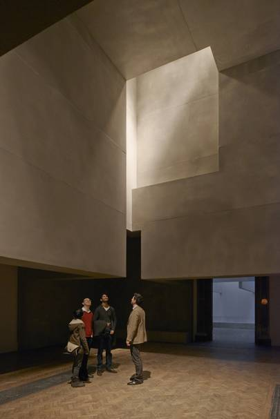 Installation by Grafton Architects