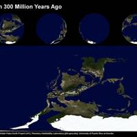 Earth 300 Million Years Ago