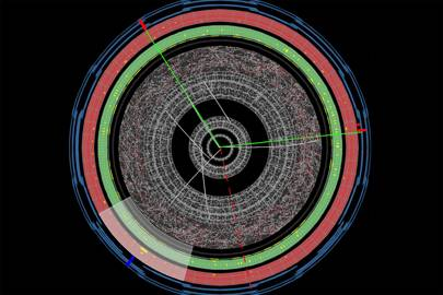 Image from the Higgs Hunters database
