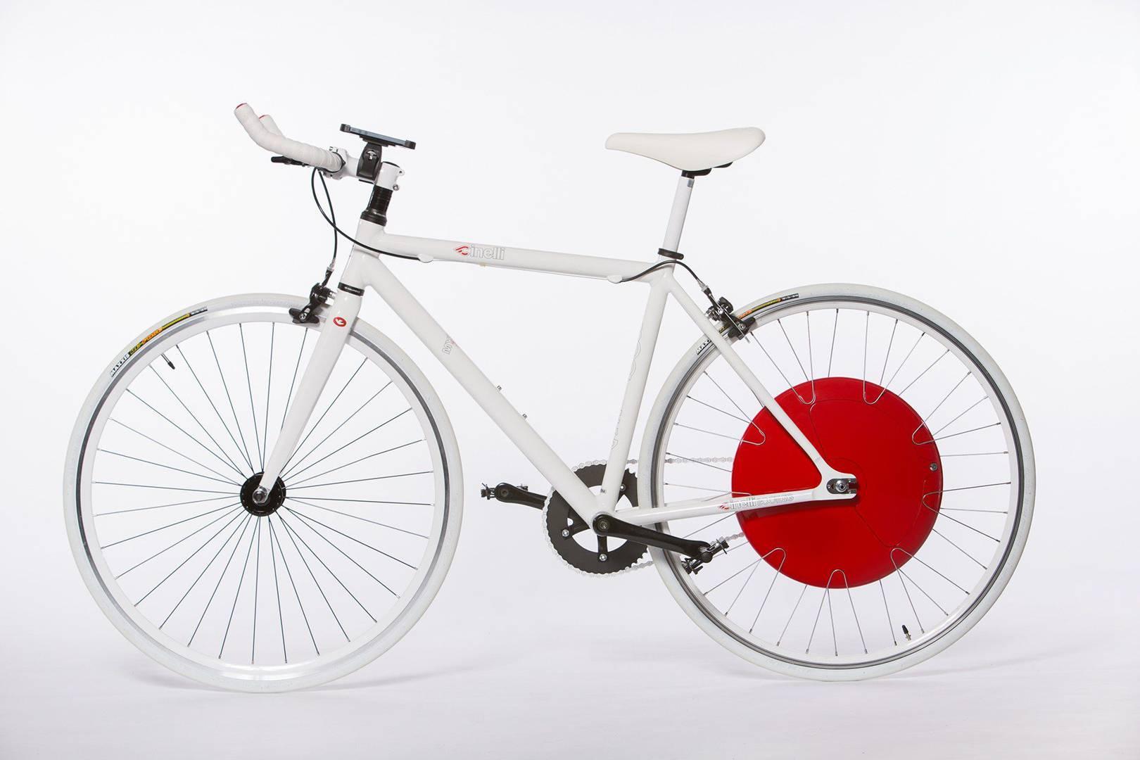 The Nike Fuel Of Cycling Copenhagen Wheel Turns Your Bike Into A