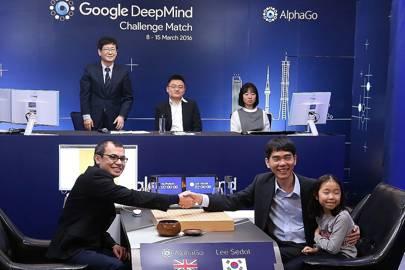Google's DeepMind wins historic Go contest 4-1