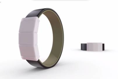 Bond Wearables Let Two Geographically Separated People Touch Each