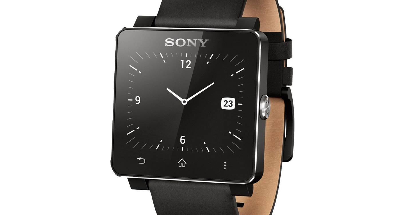 Sony SmartWatch 2 SW2 review