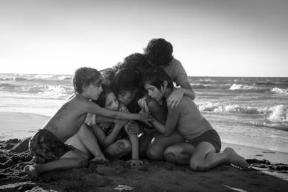 Alfonso Cuarón's Roma puts Netflix in the running for Oscar glory