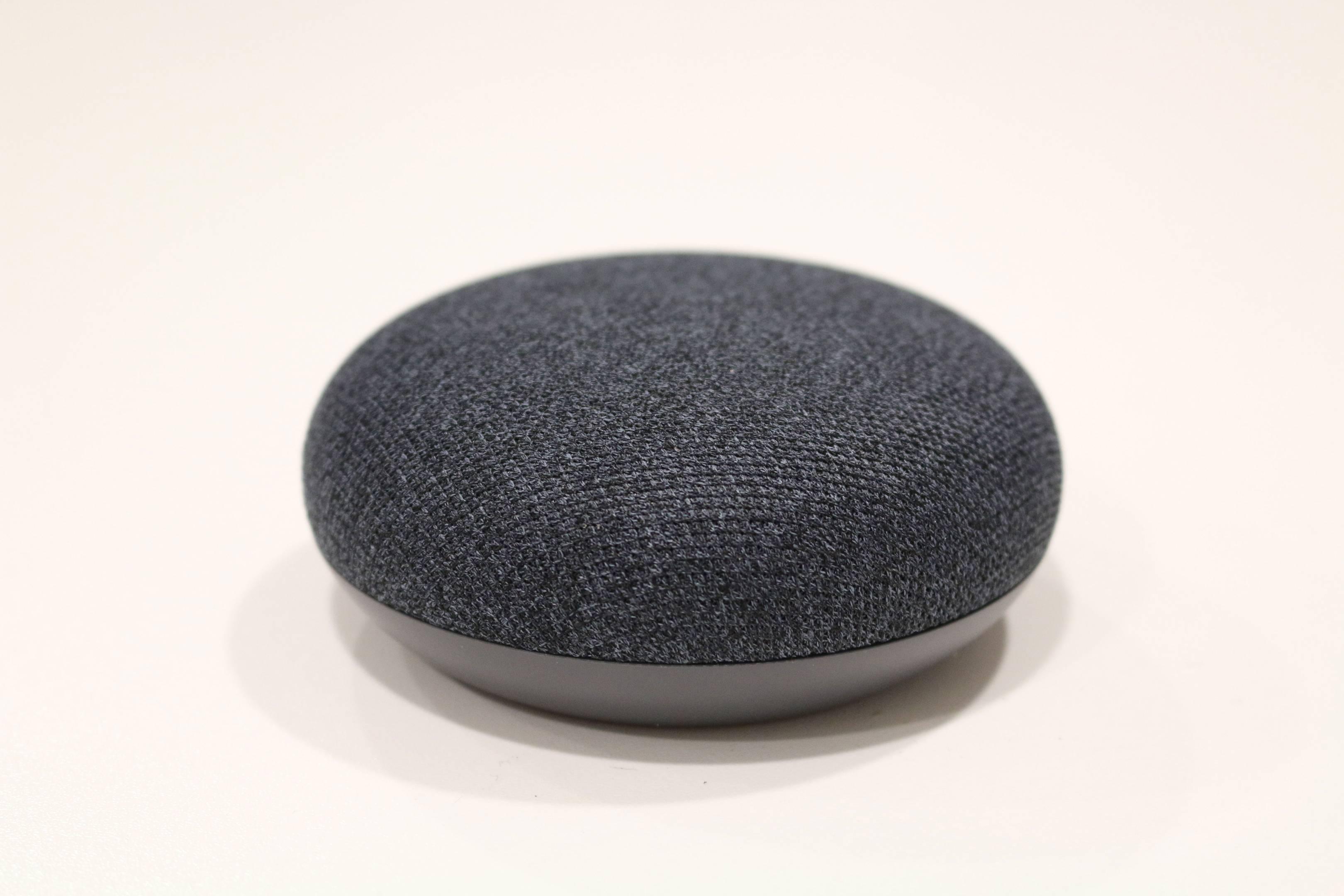 google home mini speaker review audio quality