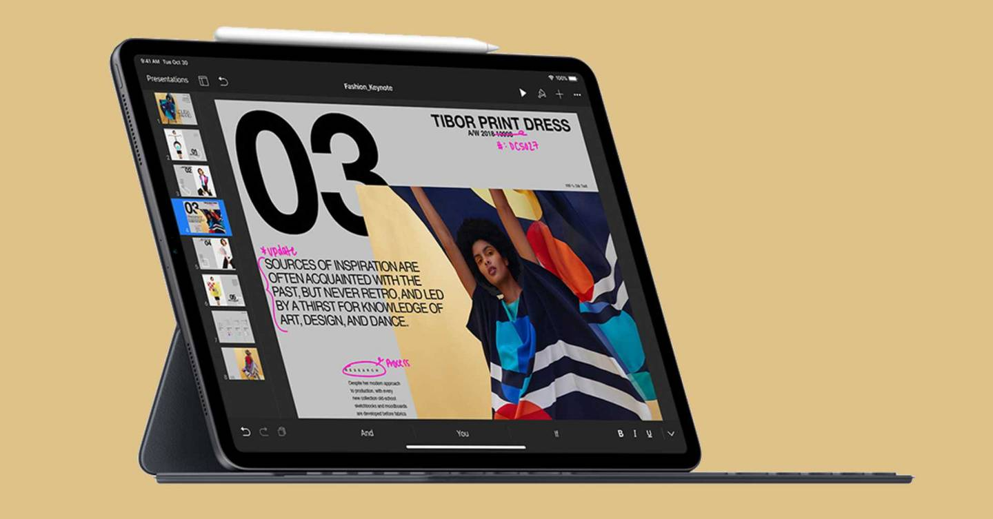 Apple's new 2018 iPad Pro won't save a tablet market that's
