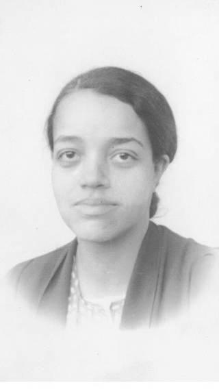 Portrait of Dorothy Vaughan