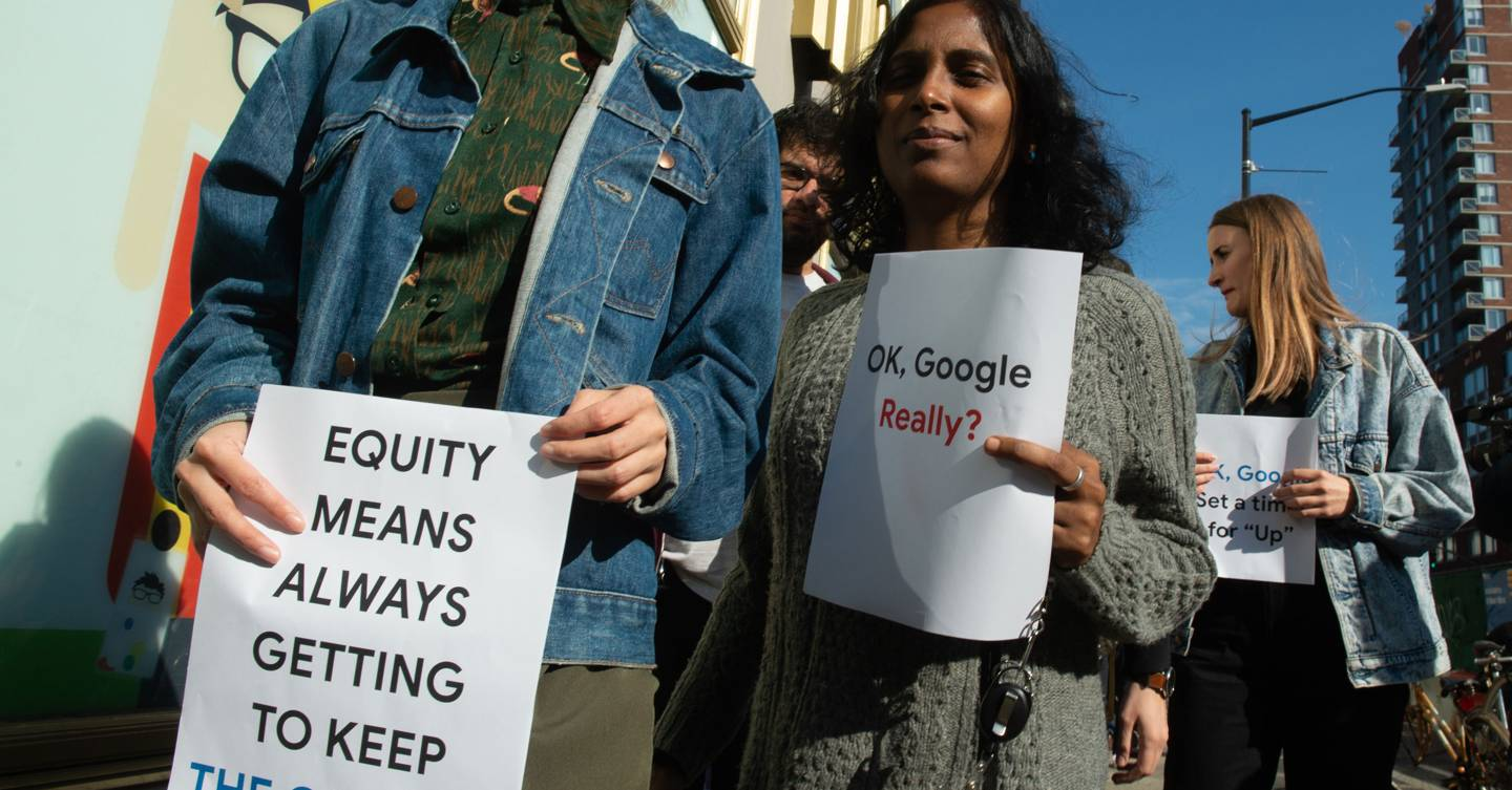Google and Microsoft staff set to join the UK's first tech trade union