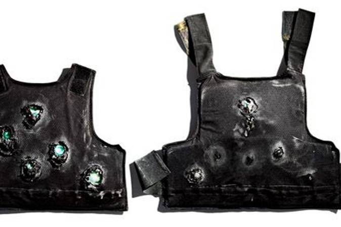 Test Bullet Proof Vests Reviewed Wired Uk