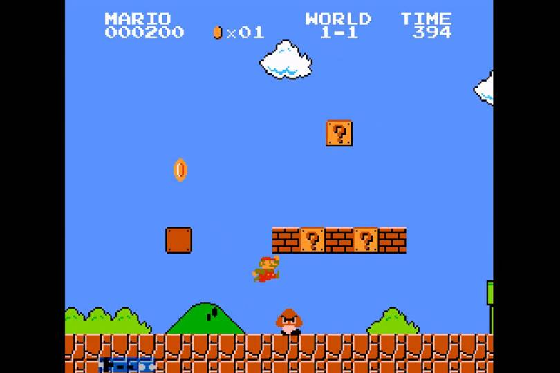 This AI 'solves' Super Mario Bros  and other classic NES