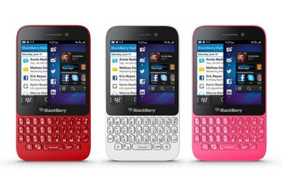 BlackBerry Q5