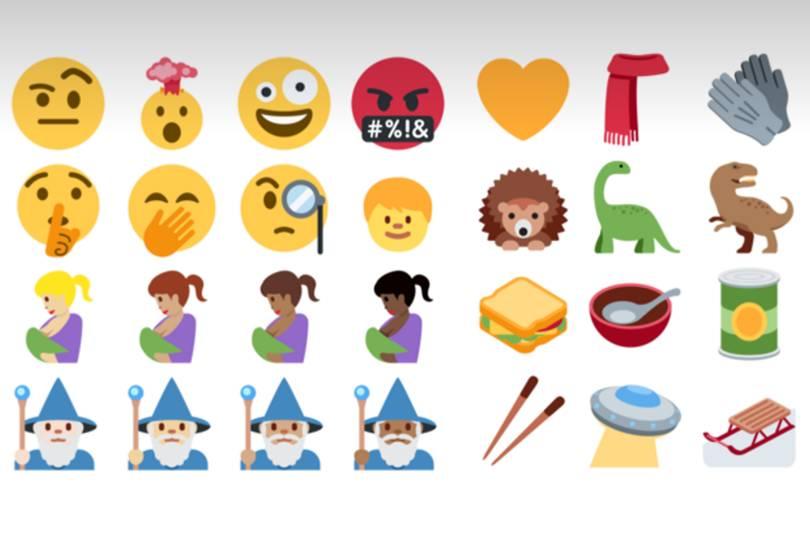 Twitter emoji: 69 new emoji added to Twitter   WIRED UK