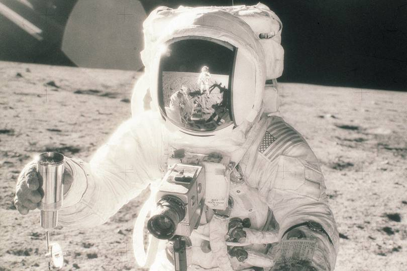 The Moon Landing And Climate Change Conspiracy Theories