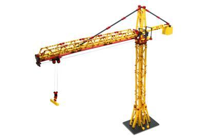 Fischertechnik Super Crane