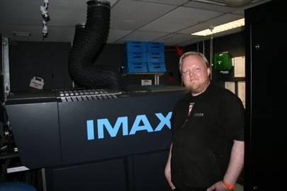 IMAX 3D - Jim Warburton