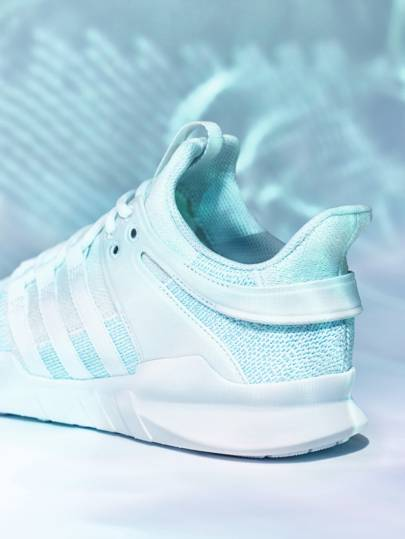 pick up 05df8 29cc3 Adidas and Parley are saving the oceans – one shoe at a time