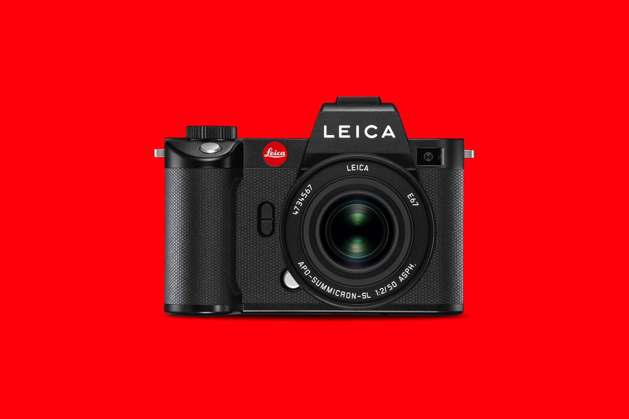 The new Leica SL is a stunning 4K, 47.3 megapixel mirrorless camera
