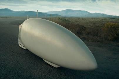 This is AeroVelo's bike, Eta