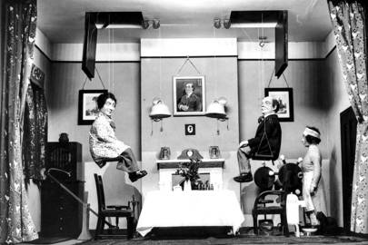 The Gadget Family - Dining Room