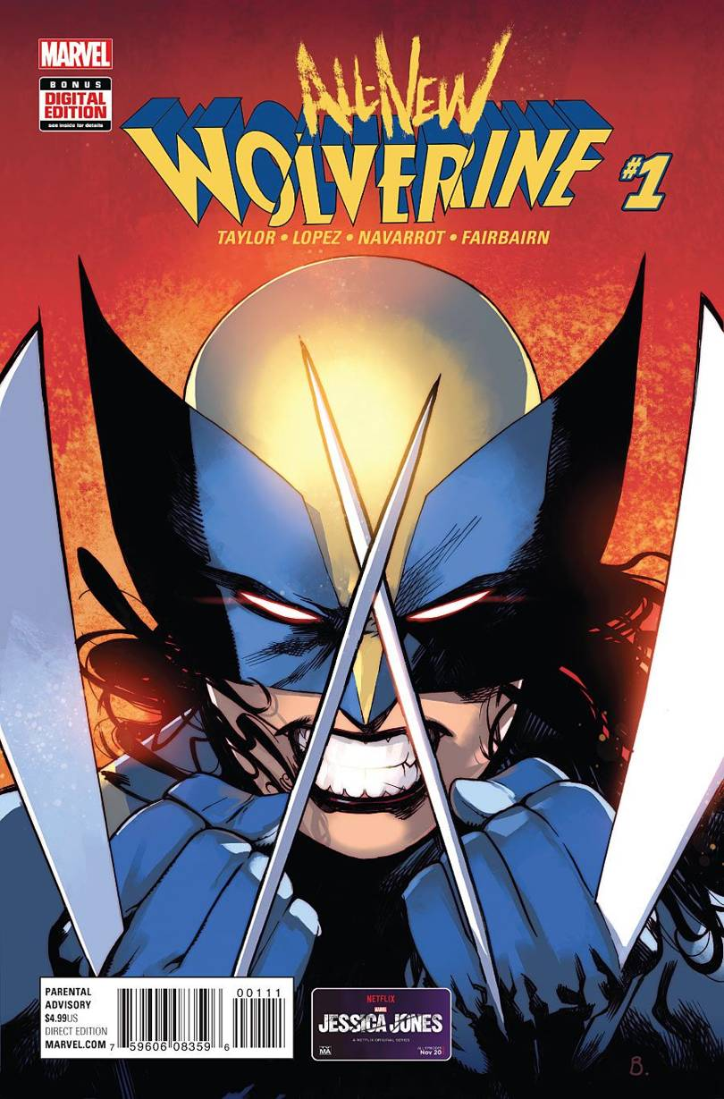 Meet X 23 Wolverine's protégé in 'Logan' | WIRED UK