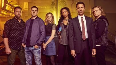 Netflix Tv Show Cop Time Travel