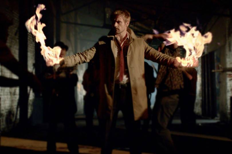 Amazon Prime stealth-launches Constantine series in UK | WIRED UK