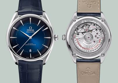 OMEGA Seamaster Exclusive Boutique London Limited Edition