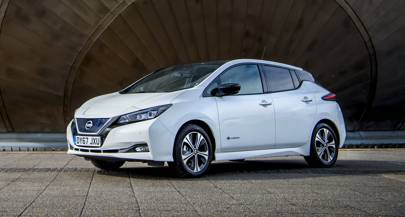 The 2018 Nissan Leaf Is Charming, Practical And Fun