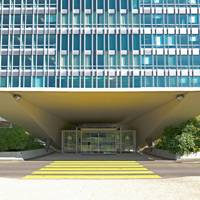 World Health Organisation headquarters, Geneva