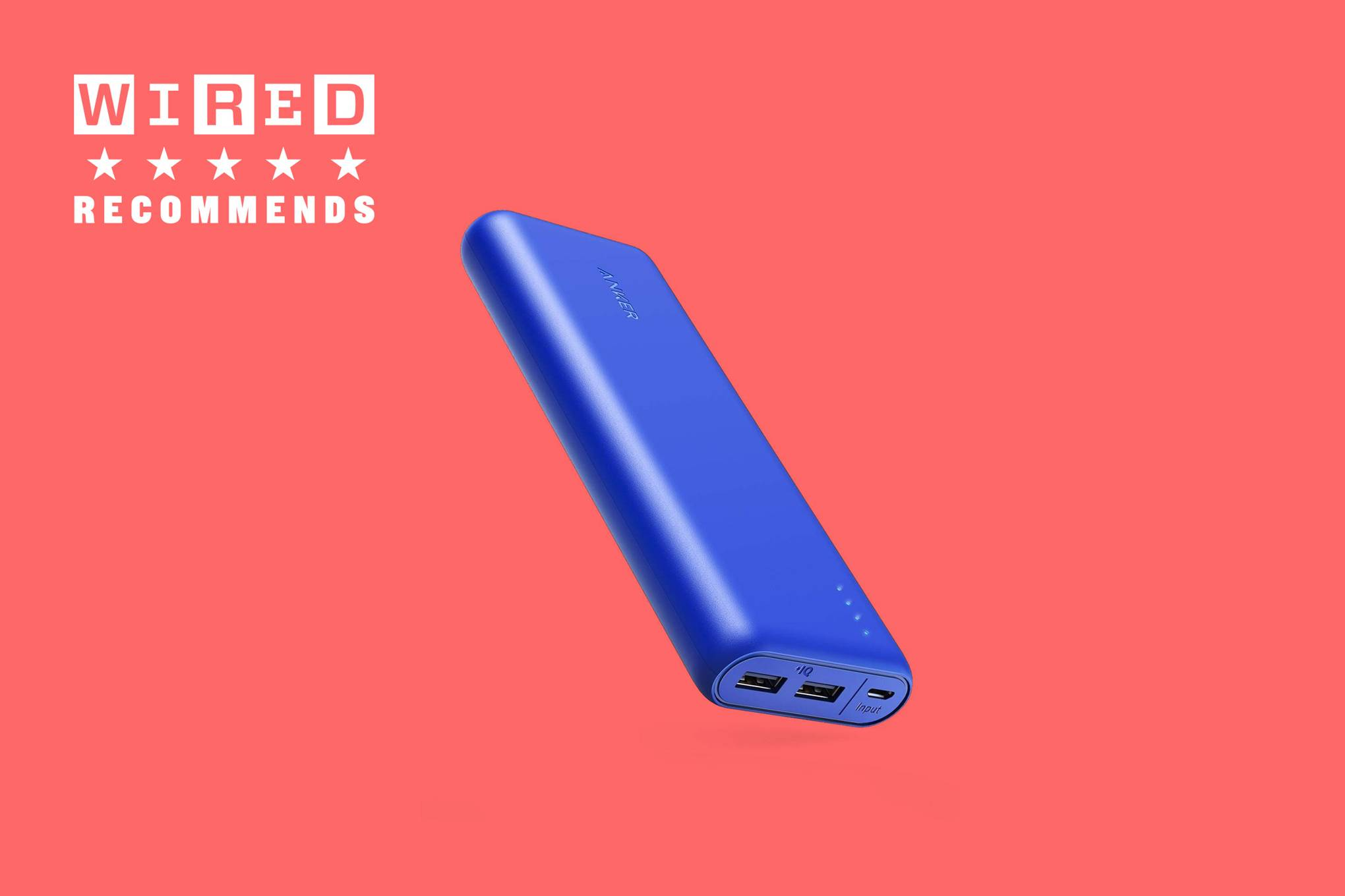 The best power banks and portable chargers in 2019 | WIRED UK