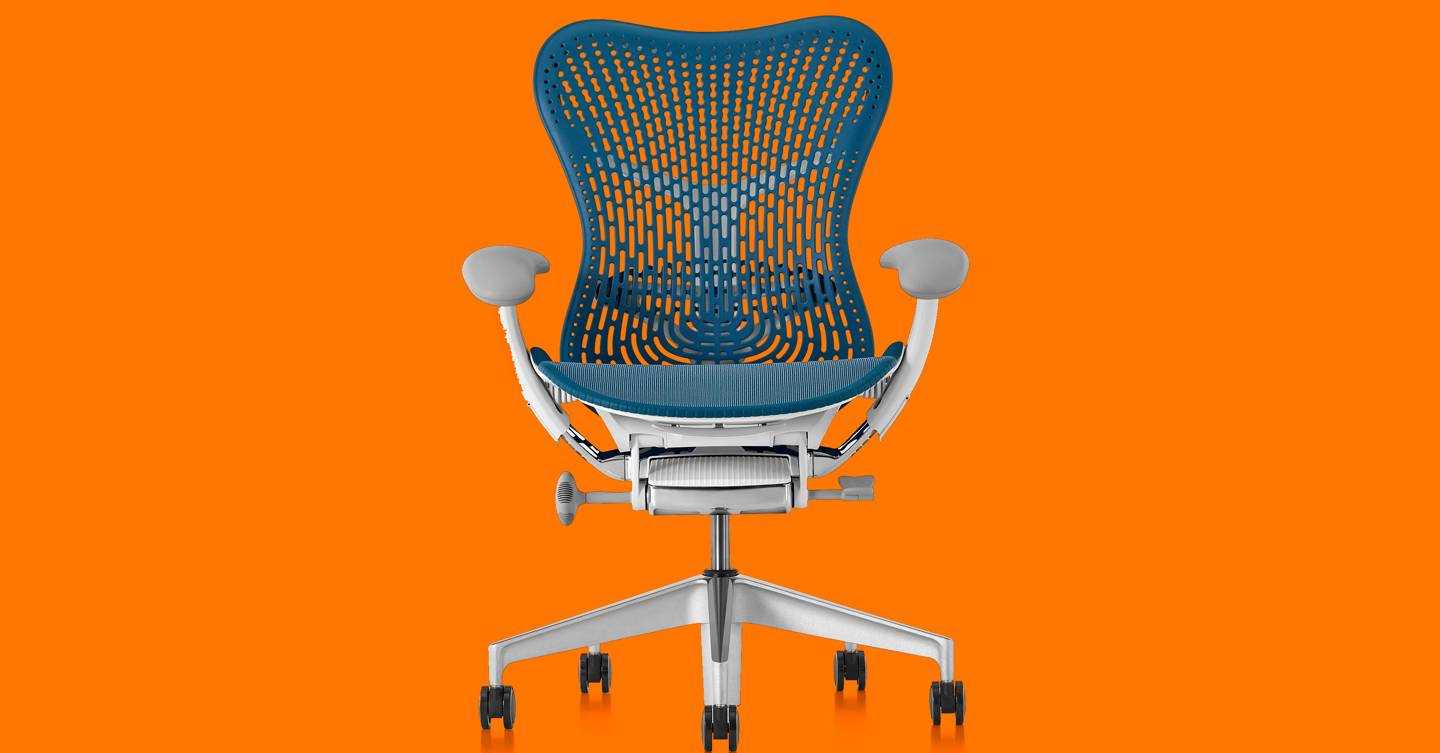 You need to upgrade your (home) office chair right now