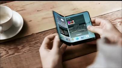 Samsung shows a foldable smartphone/tablet in a 2013 concept video