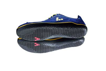 24. Barefoot running shoes