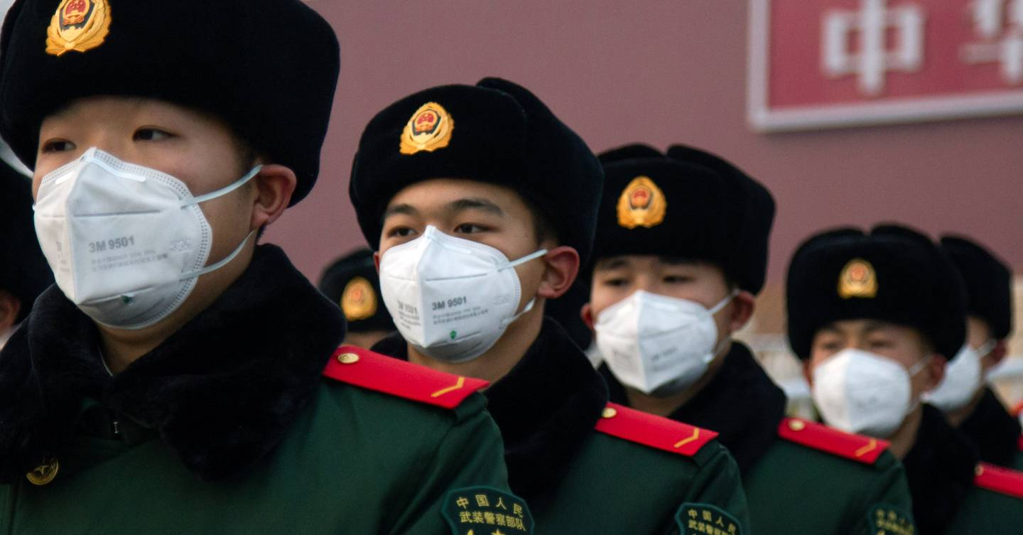 The colossal scale of China's coronavirus censorship on WeChat