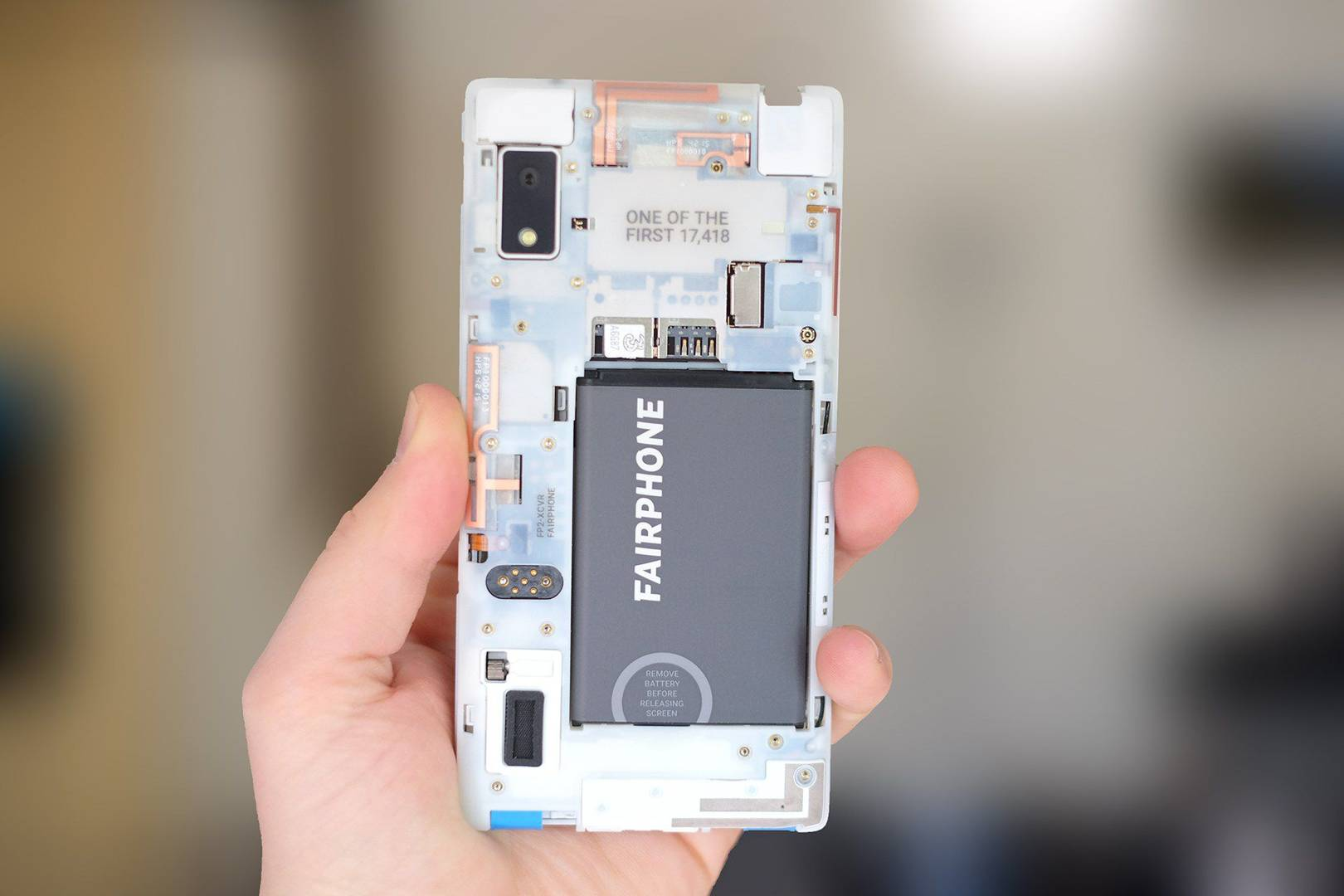 Fairphone 2 review: ethical but ugly | WIRED UK