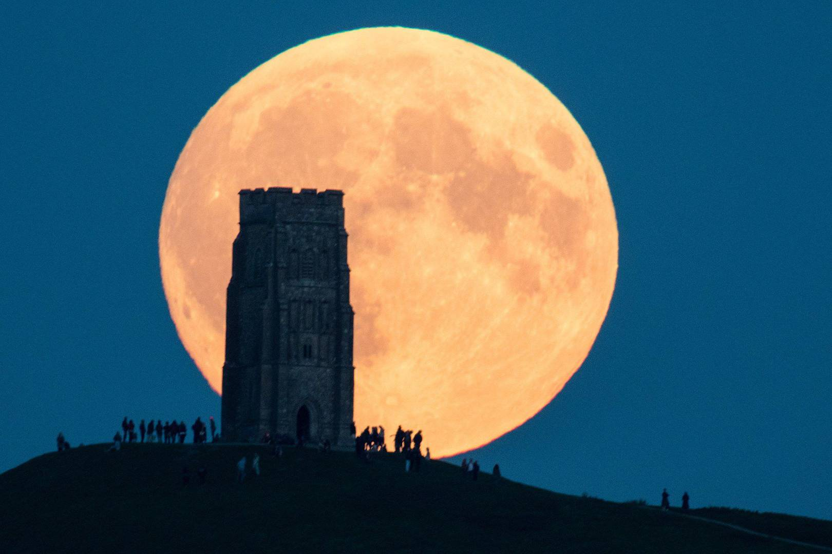 Total lunar eclipse 2018: how to see the blood moon in the