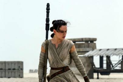 Star Wars Episode IX director hints at Rey's identity