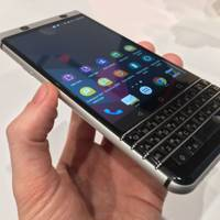 Blackberry Mercury smartphone