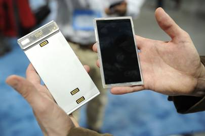A Project Ara prototype from November 2014