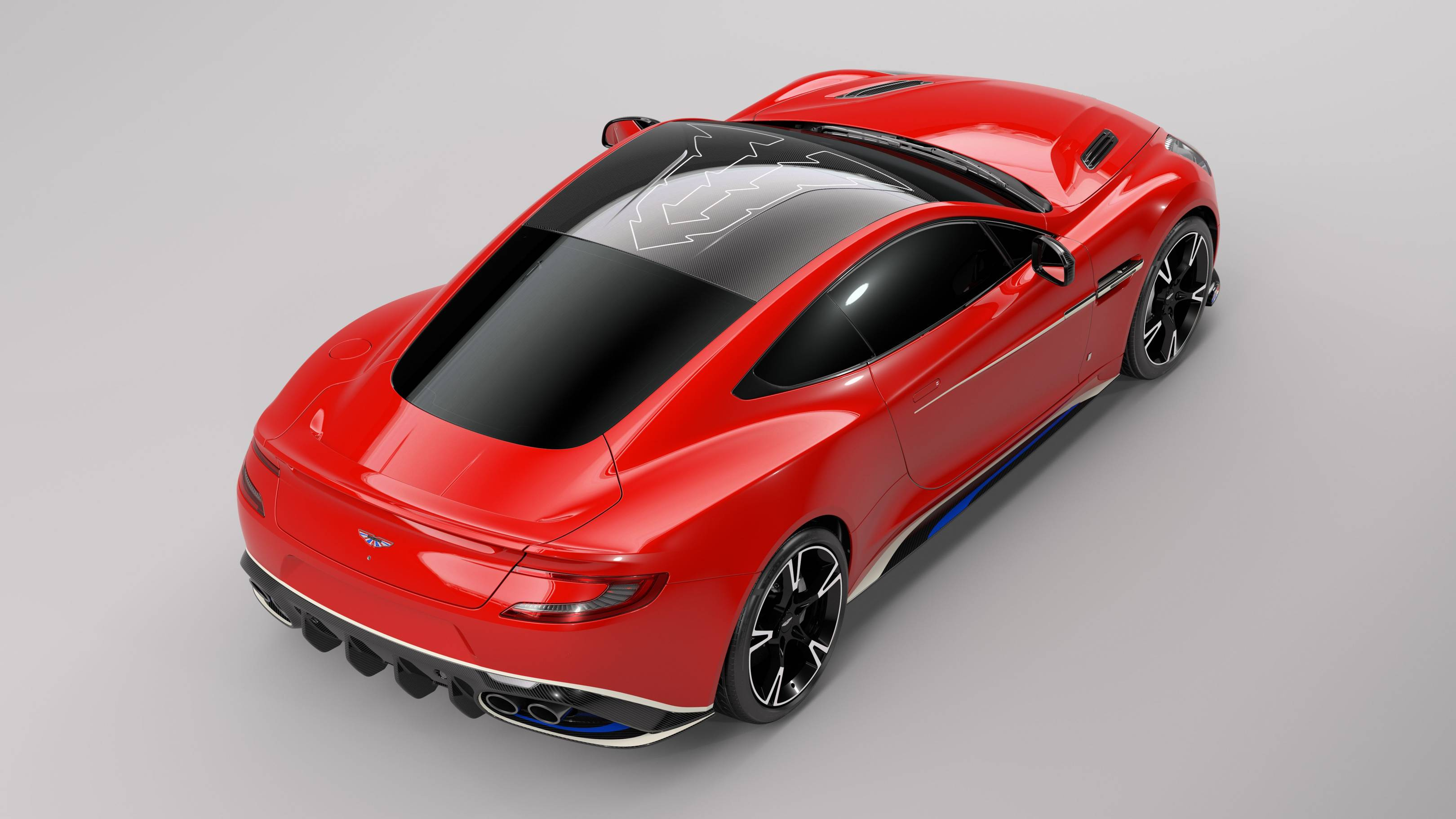 aston martin vanquish s red arrows edition | wired uk