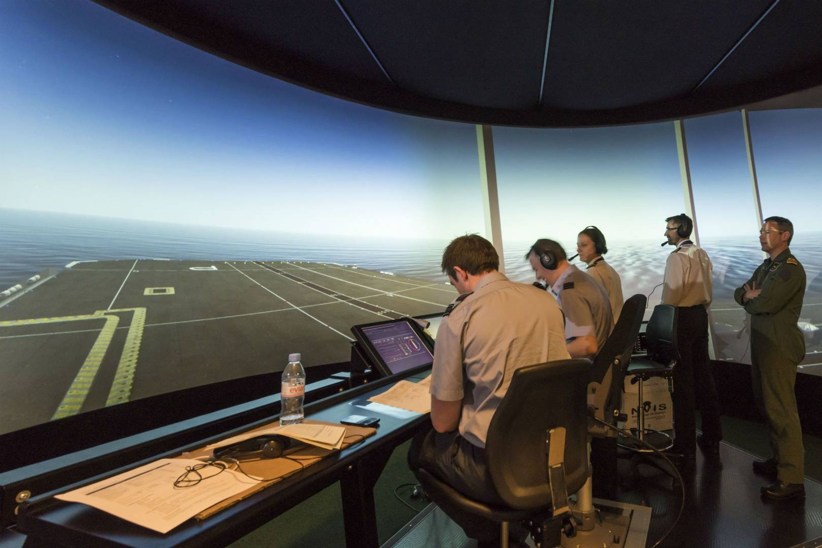F35b Jet Simulator Behind The Scenes Of Baes Top Secret Project F18 Engine Diagram Wired Uk