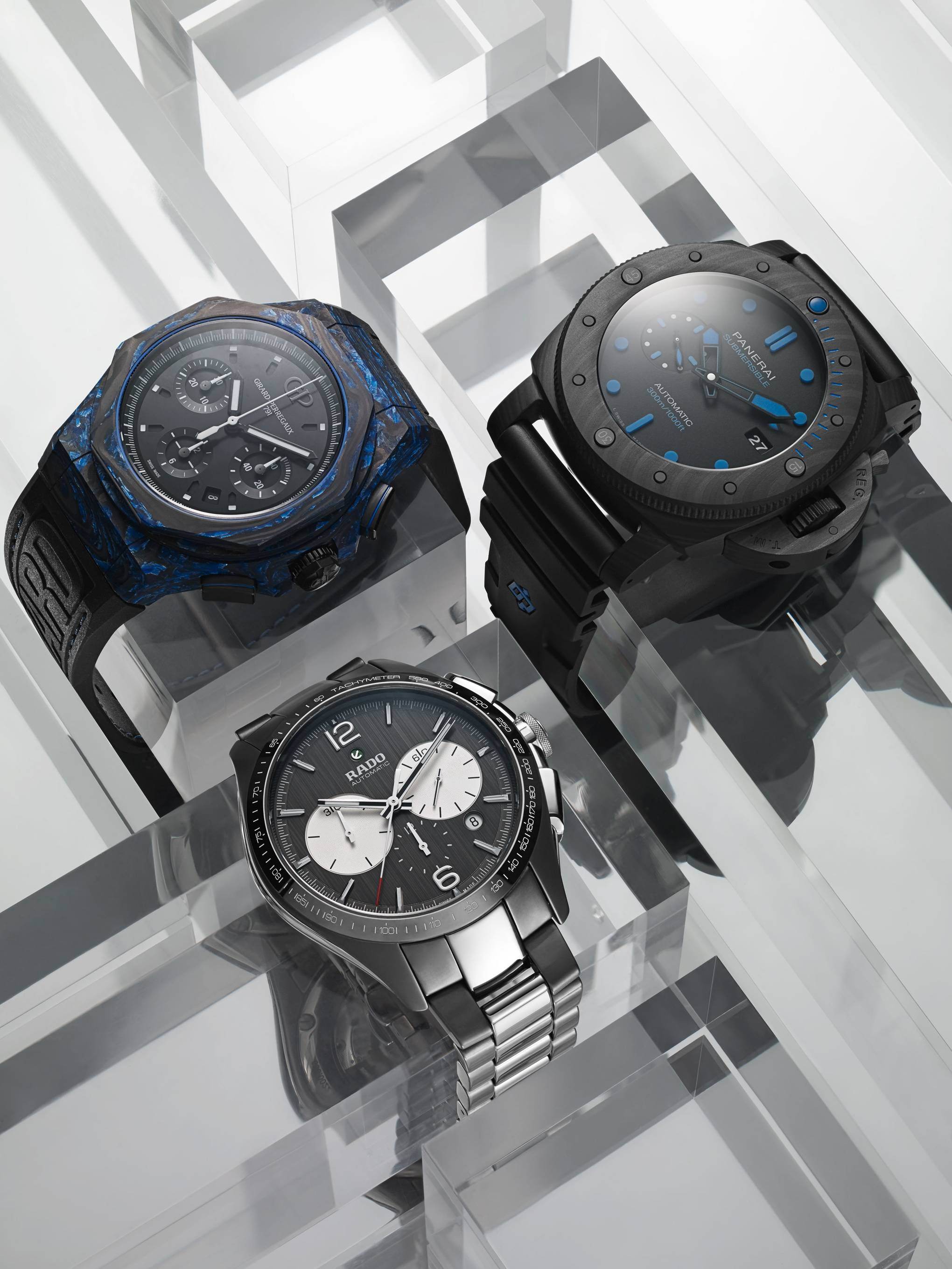 Radical new materials are fueling a new wave of watch