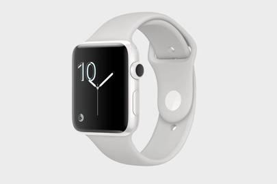 Apple Watch Edition White Ceramic