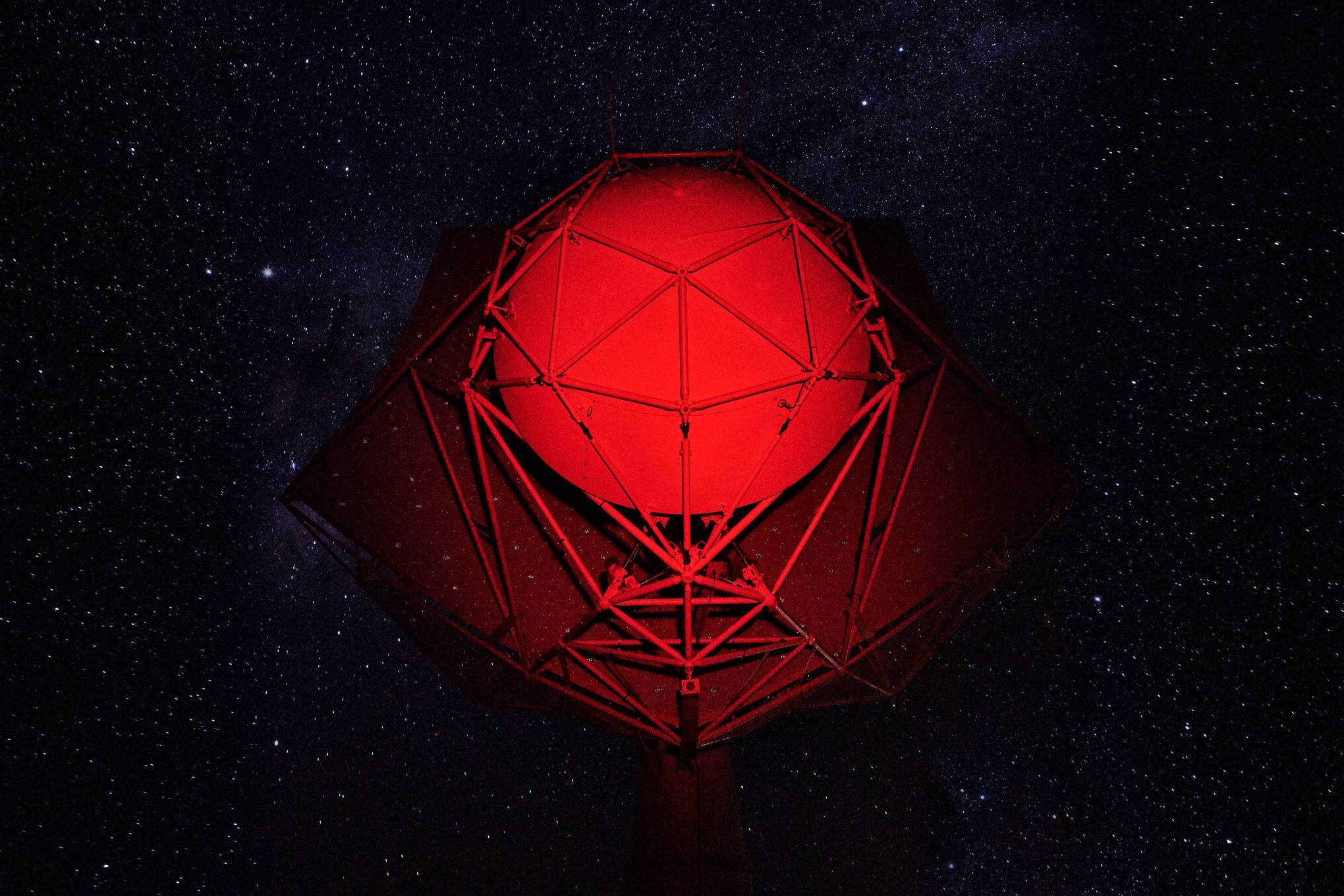 This huge radio telescope is out to solve an epic astrophysics mystery