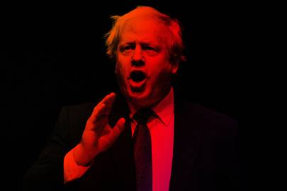 Boris Johnson's Brexit strategy is straight out of Nixon's Cold War playbook