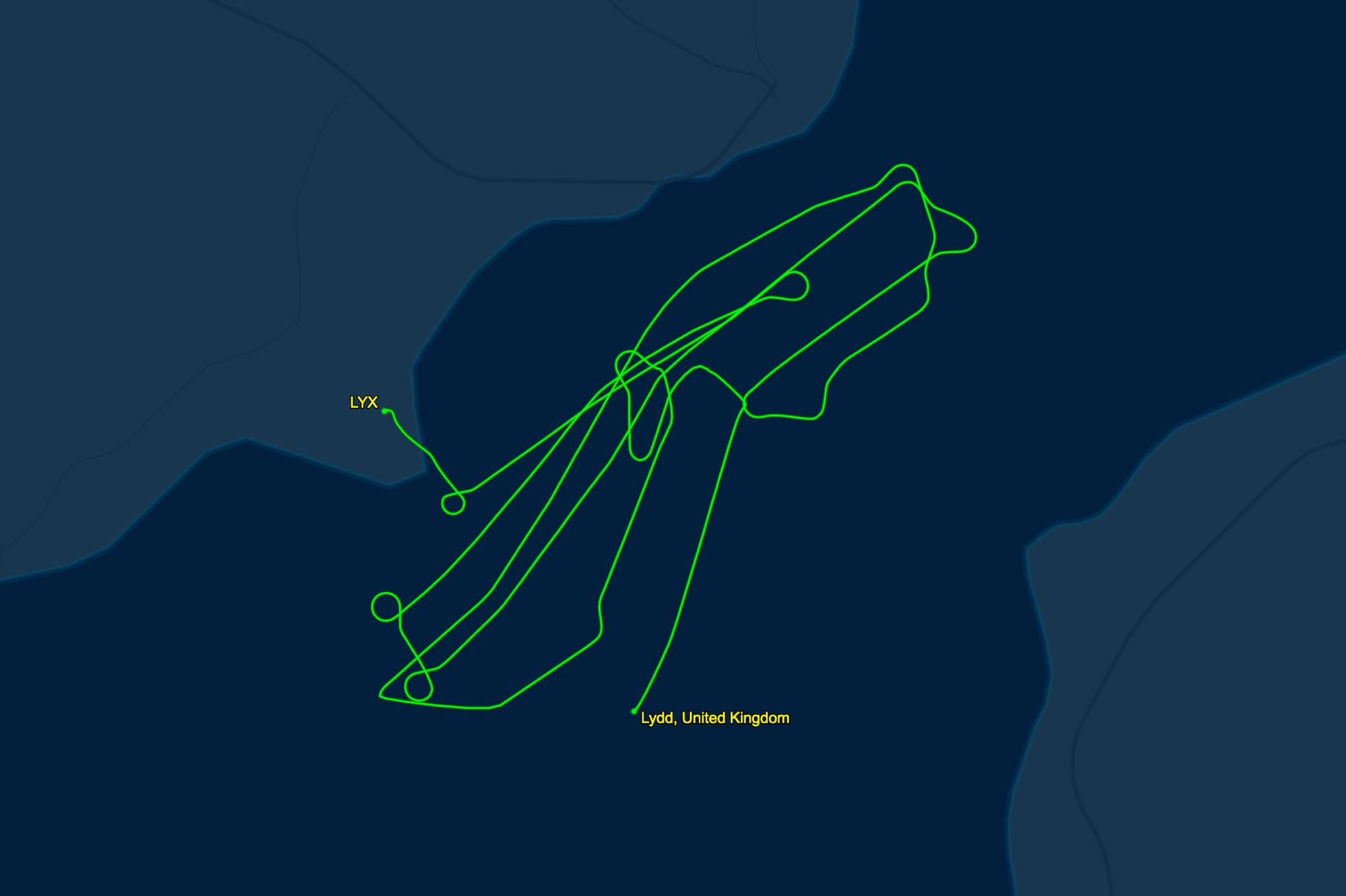 Here's proof the UK is using drones to patrol the English Channel