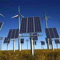 Renewable energy sources like solar and wind will constitute a quarter of worldwide energy demand by 2018