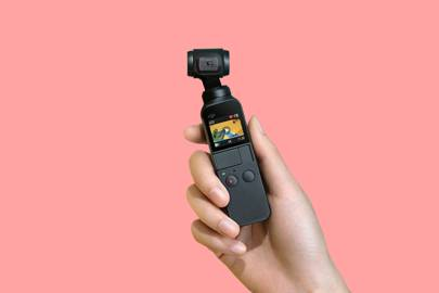 DJI Osmo Pocket review: a 4K hand camera that's in a class of its own