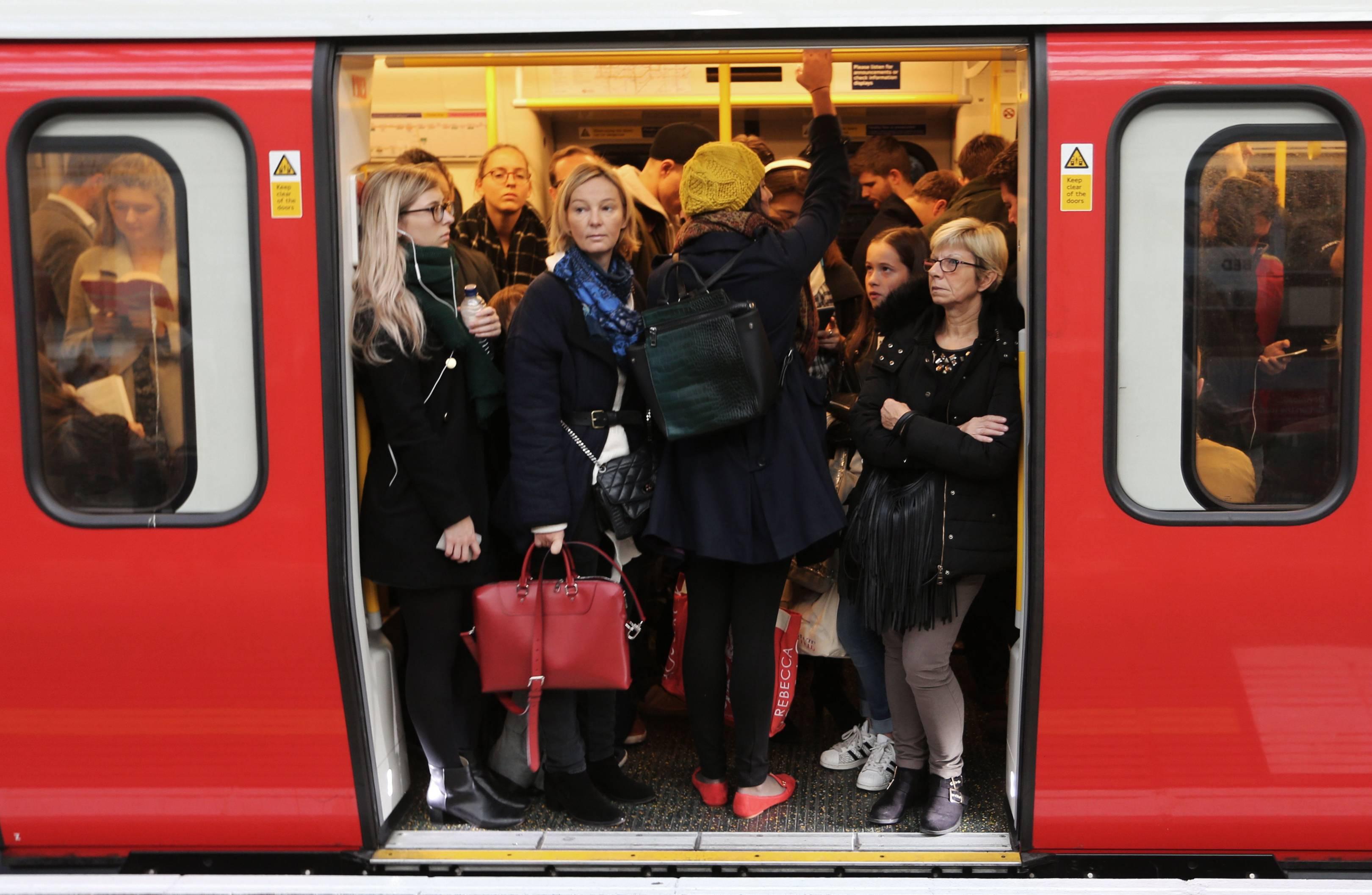 The psychological tricks TfL uses to make London's tube feel faster
