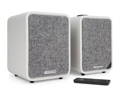 Bluetooth Desktop Speakers Are Small But Mighty Active Monitors With Uses Beyond Beefing Up Your Pc S Stereo Sound Besides Improving Audio Performance In